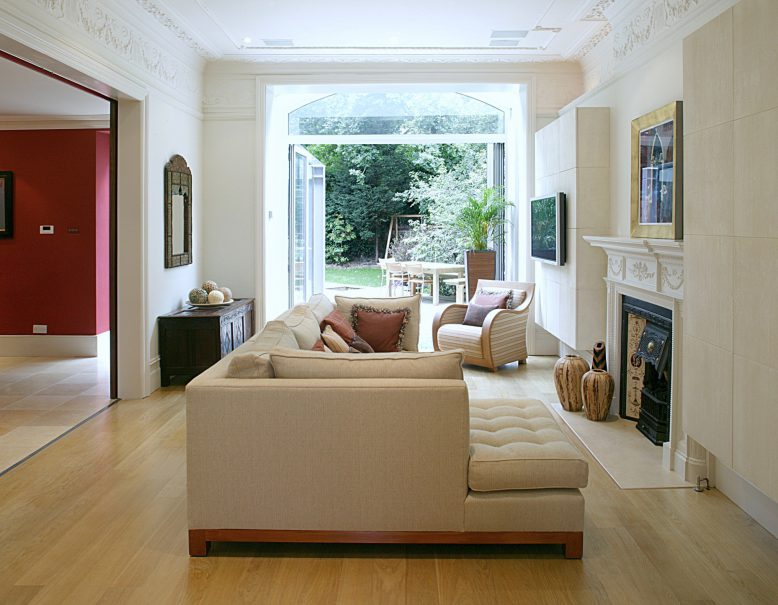 Belsize Park as Featured in 25 Beautiful Homes