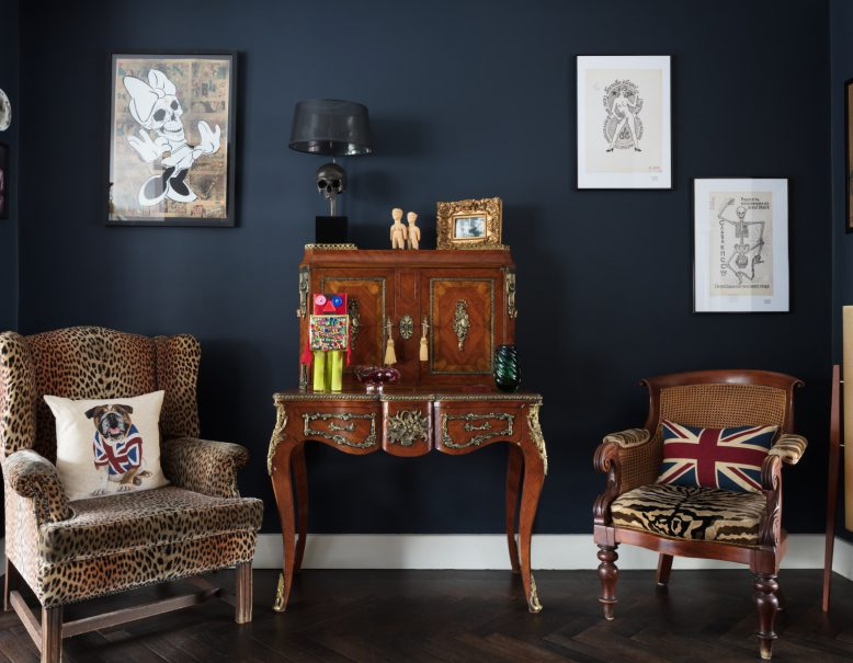 Surrey Art Deco Family Home Collaboration