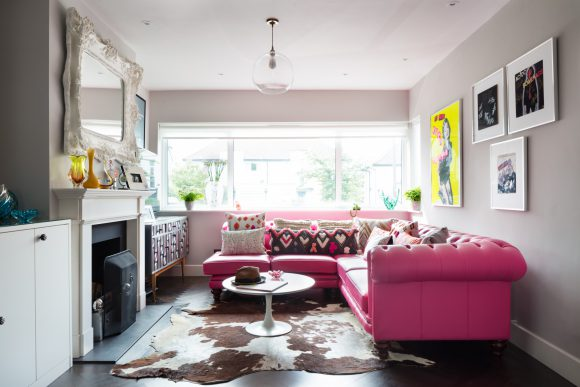 Surrey Art Deco Family Home Collaboration Classic & contemporary residential interior design London. Projects cover London and its surrounding counties.